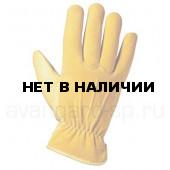Перчатки Диерфит кожанные утепленные