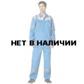Куртка Карат (светло-васильковый+светло-серый) РАСПРОДАЖА