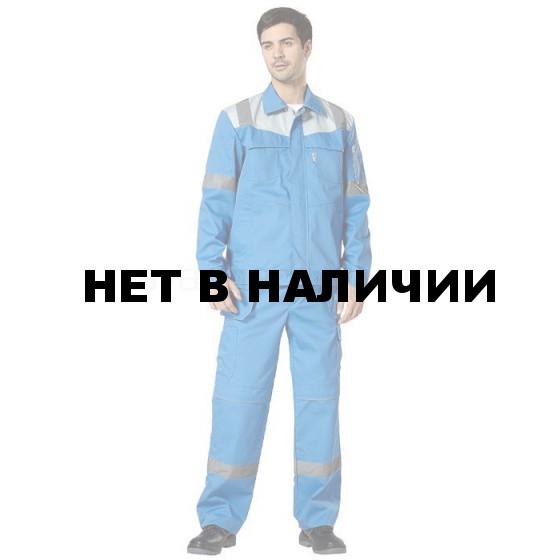 Куртка Карат (св.василек+св.серый) РАСПРОДАЖА