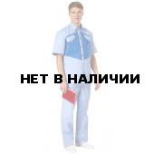 Комплект одежды медицинской мужской Озон(куртка и брюки) (распродажа)