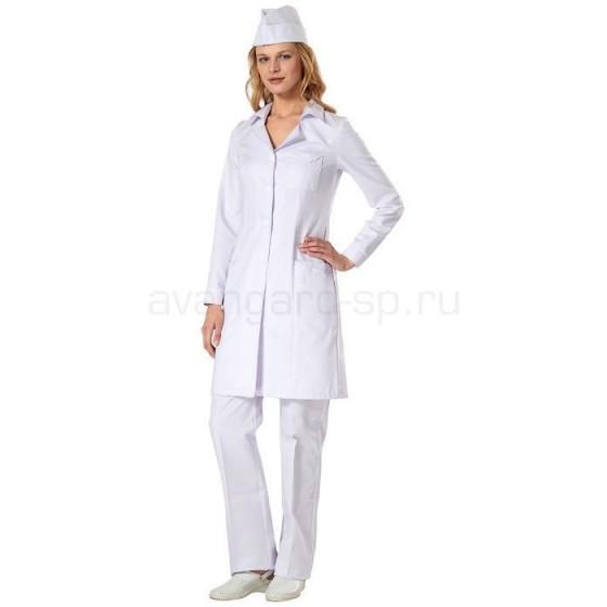 Халат медицинский женский Стандарт