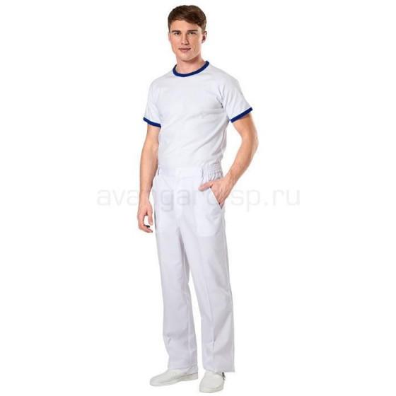 Брюки медицинские мужские Классика
