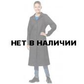 Халат женский (диаг. черная) РАСПРОДАЖА