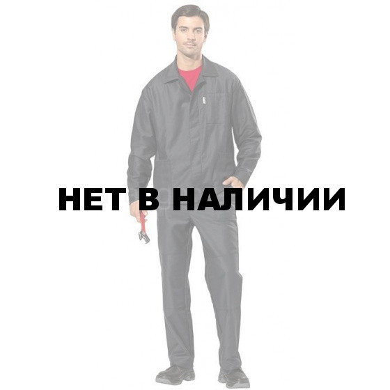 Костюм Термо (черный молескин) РАСПРОДАЖА