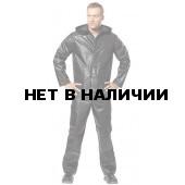 Костюм Шельф (т.син.+черн.)