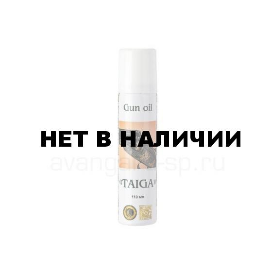 Ружейное масло Тайга щелочное, 270мл