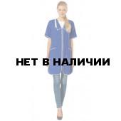Халат Сюита василек