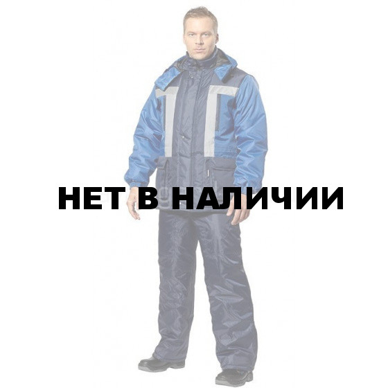 Куртка Элемент утепленная (вас.+син.) РАСПРОДАЖА