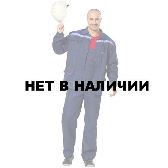Костюм Профессионал (т.синий + василек с СОП+кр.кант) РАСПРОДАЖА