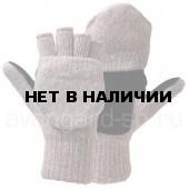 Перчатки-варежки шерстяные Эвены