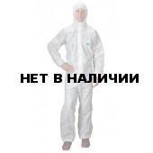 Комбинезон одноразовый ЗонГАРД белый р.ХL (Х50)