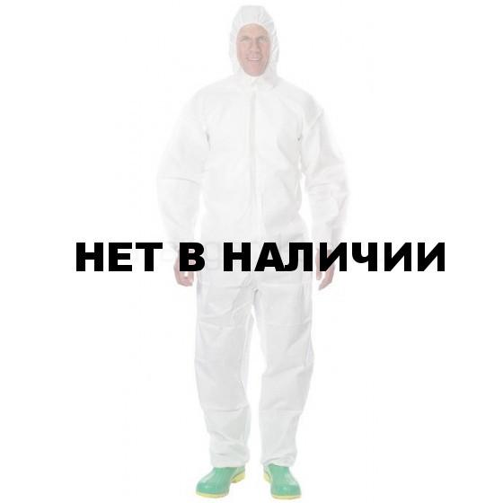 Комбинезон одноразовый СейфГАРД белый
