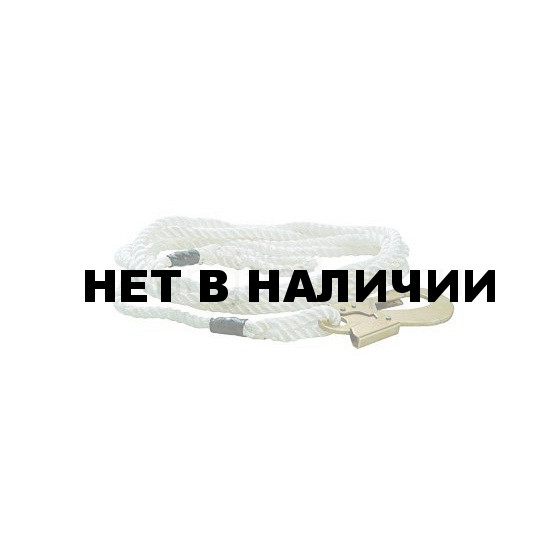 Строп 5м с карабином (канат)