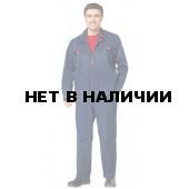 Костюм Джокер, ткань смесовая с полукомбинезоном (темно-синий+красный)