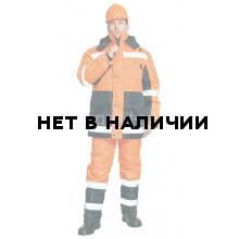 Костюм Метеор, ткань оксфорд оранж+черный РАСПРОДАЖА