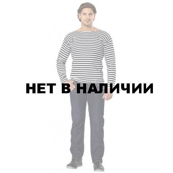 Тельняшка х/б с начесом (Россия)