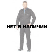 Костюм Витязь летний цвет черный (ткань смес) NEW