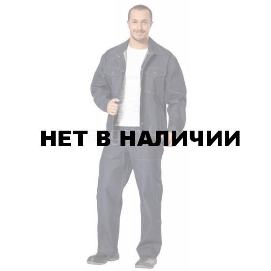 Костюм джинсовый с брюками (распродажа)