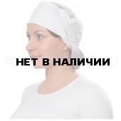 Женский головной убор с сеткой