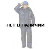 Костюм Беркут Ультра утепл син+ черный