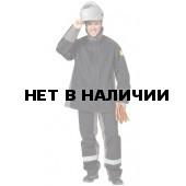 Костюм сварщика ФаерволNEW брючный (серый+черный) РАСПРОДАЖА