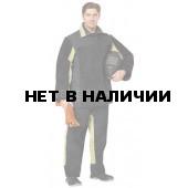 Костюм сварщика Искра (брезент+спилок)