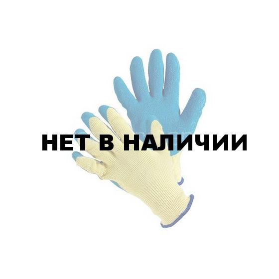 Перчатки ТОРРО трикотажные с латексным покрытием