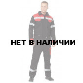 Костюм Ойл Тэк (черный+красный)