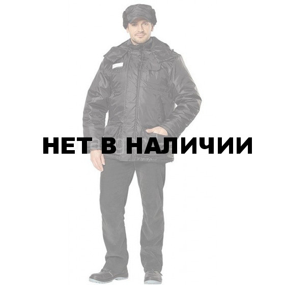 Куртка Сталкер черная