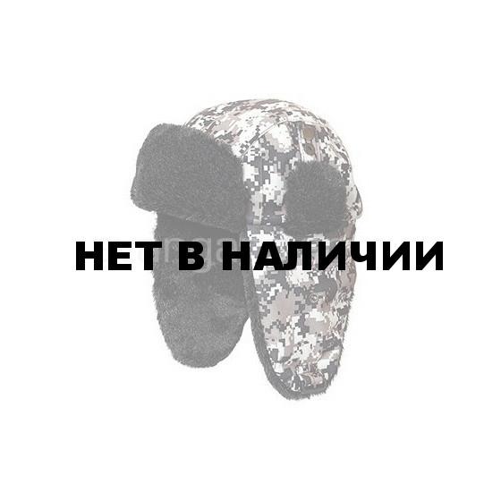 Шапка Акватика (серый пиксель)