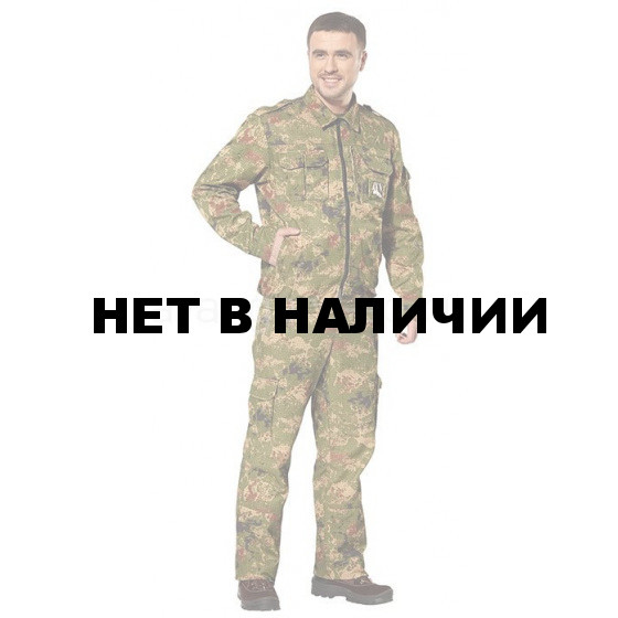 Костюм Витязь летний, камуфляж НАТО (ткань смесовая)