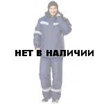 Костюм Мастер Шельф утепленный (темно-синий)