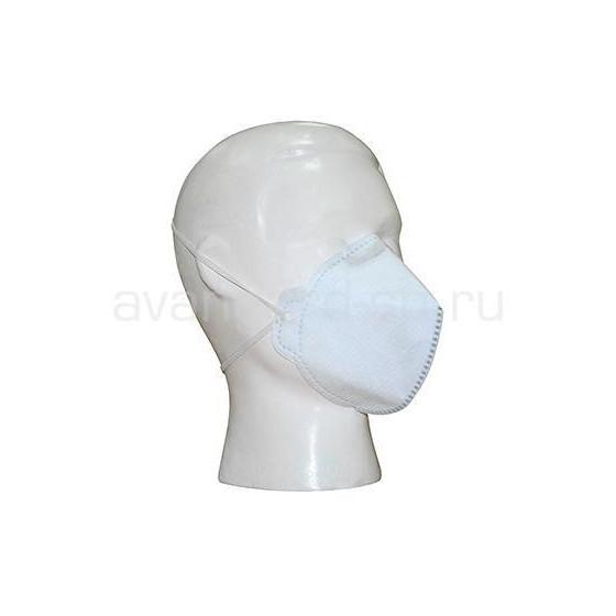 Респиратор Бриз-1106 противоаэрозольный FFP2