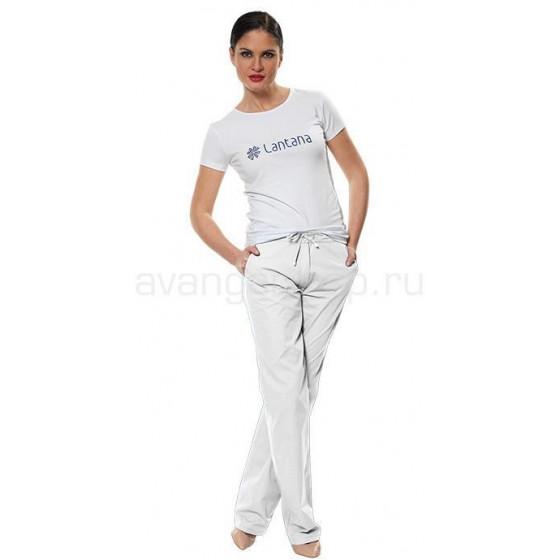 Брюки женские L3101 (бел)