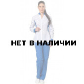 Блуза женская L2101 (бел-вас)