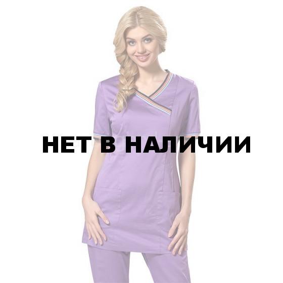 Блуза женская LF2106-1 (горная лаванда)