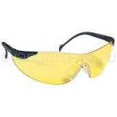 Очки открытые СТИЛЮКС желтые (60516) SACLA
