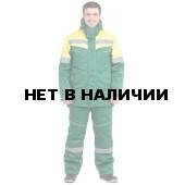 Костюм утепленный Монтажник NEW