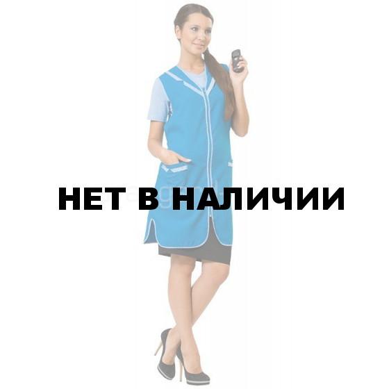 Сарафан Ирис бирюза