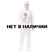 Костюм Повар мужской (бязь белая)