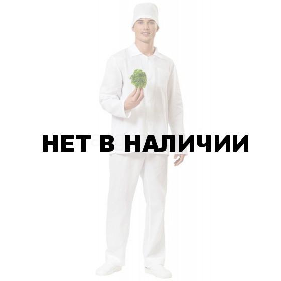 3e203b1965a90 Костюм Повар мужской (бязь белая) , производитель Авангард ...