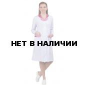 Халат женский Нимфа (мал.+роз.)