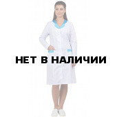 Халат женский Нимфа (вас.+гол.)