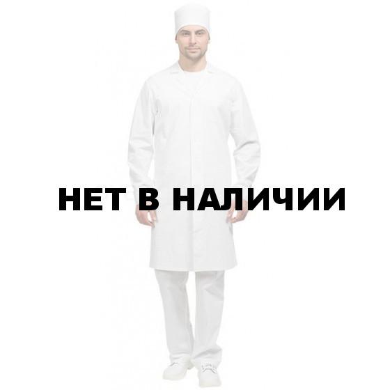 Халат лабораторный мужской