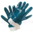 Перчатки нитриловые обливные