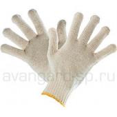 Перчатки х/б кругловязаные