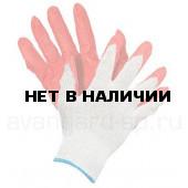 Перчатки х/б с латексом