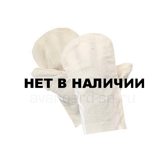 Рукавицы х/б с ПВХ ГОСТ