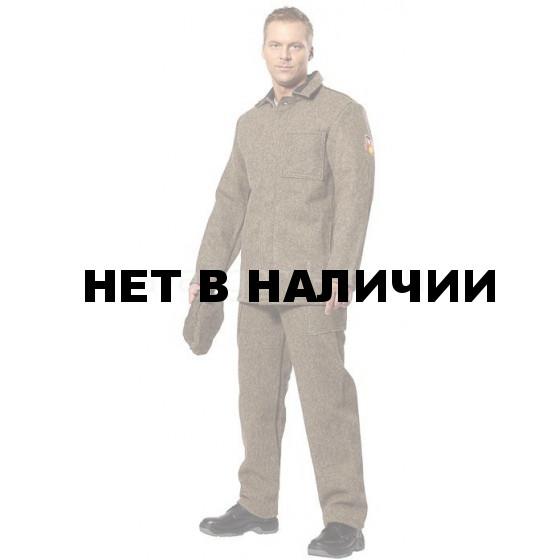 Костюм Тантал КЩС (серый сукно)