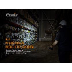 Фонарь Fenix WT50R
